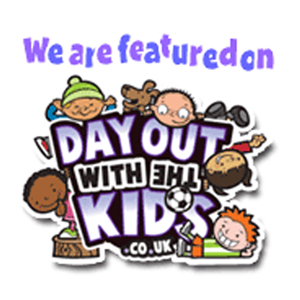 Find us on Dayoutwiththekids.co.uk