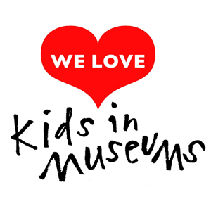 Find us on kidsinmuseums.org.uk