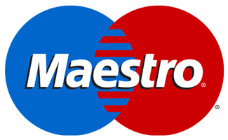 Accepted Payment - Maestro
